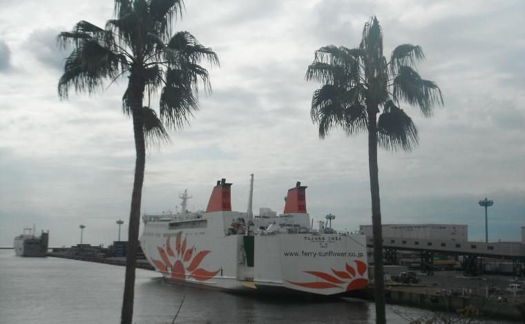 瀬戸内海クルーズを意識した4隻、週末便はイベントも1