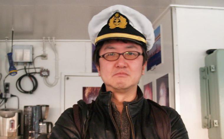 金丸知好/航海作家