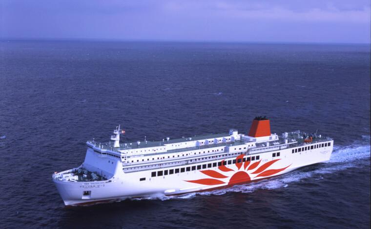 瀬戸内海クルーズを意識した4隻、週末便はイベントも4