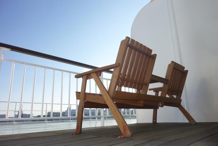 瀬戸内海クルーズを意識した4隻、週末便はイベントも5