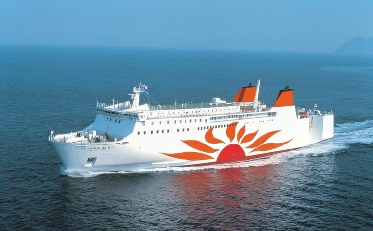 瀬戸内海クルーズを意識した4隻、週末便はイベントも2