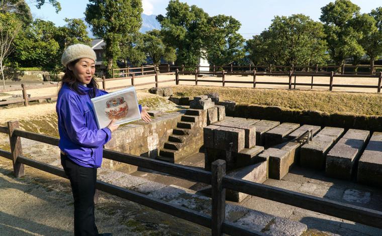 薩摩藩ゆかりの名所を巡る1