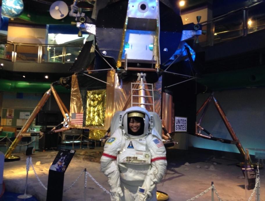 世界に2つしかない「アポロ月面着陸船イーグルの模型」を見よう1