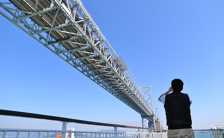 【15:00】第二の絶景ポイント「瀬戸大橋」!2