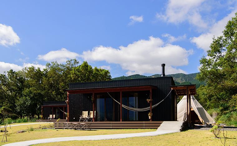 大分から1時間、由布岳の山麓で贅沢に過ごす 「The sense of wonder holistic glamping」へ!3