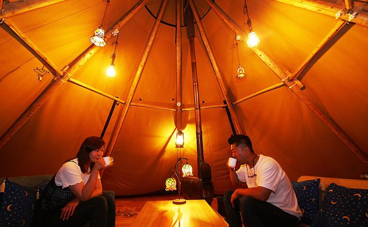 大分から1時間、由布岳の山麓で贅沢に過ごす 「The sense of wonder holistic glamping」へ!12