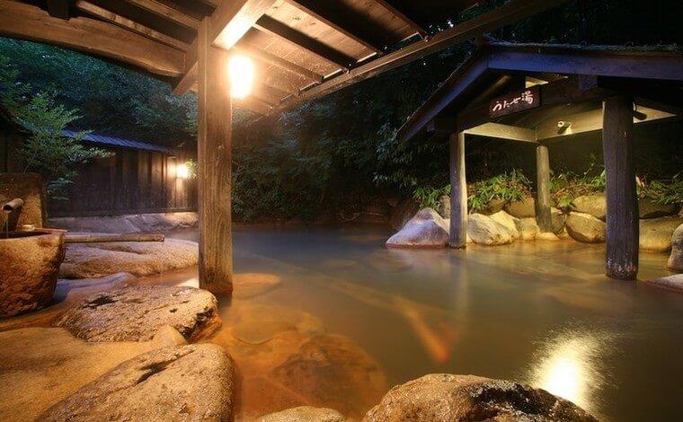 初日の宿泊はやっぱり、黒川温泉がオススメです!4