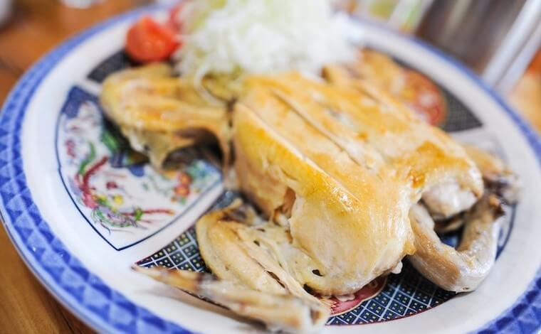 蒸し料理を味わえる「わいた温泉郷」3