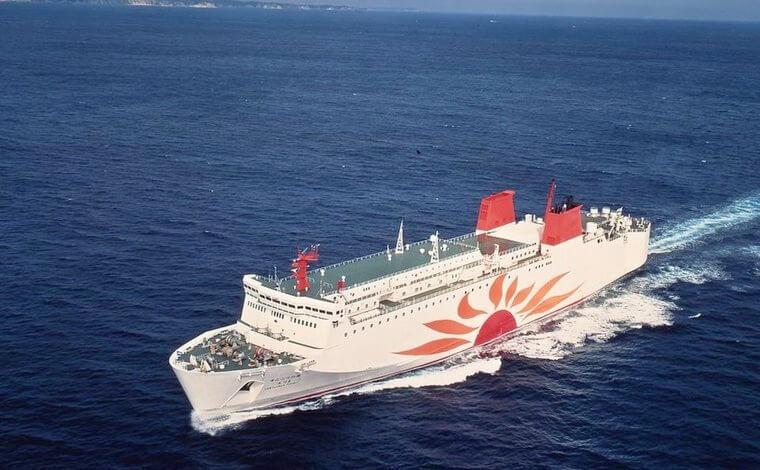 北海道航路と「さんふらわあブランド」の出会い1