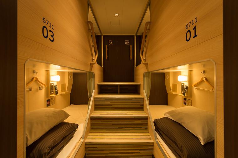 部屋は専用バルコニー付きからバリアフリー、くまモン仕様まで18