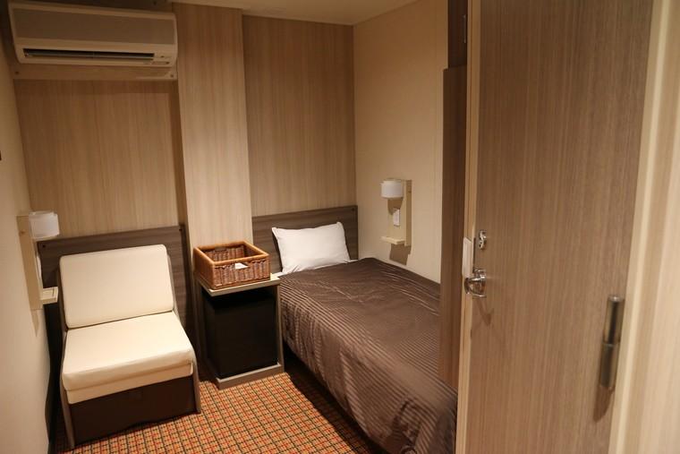 部屋は専用バルコニー付きからバリアフリー、くまモン仕様まで15