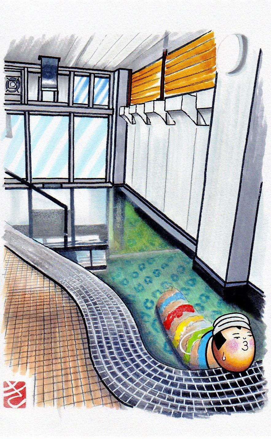 第2回 虎杖浜温泉 ホテルいずみ(北海道・白老町)4