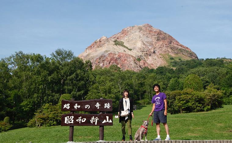 行ってきました、愛犬と一緒に夏の北海道ドライブ!11