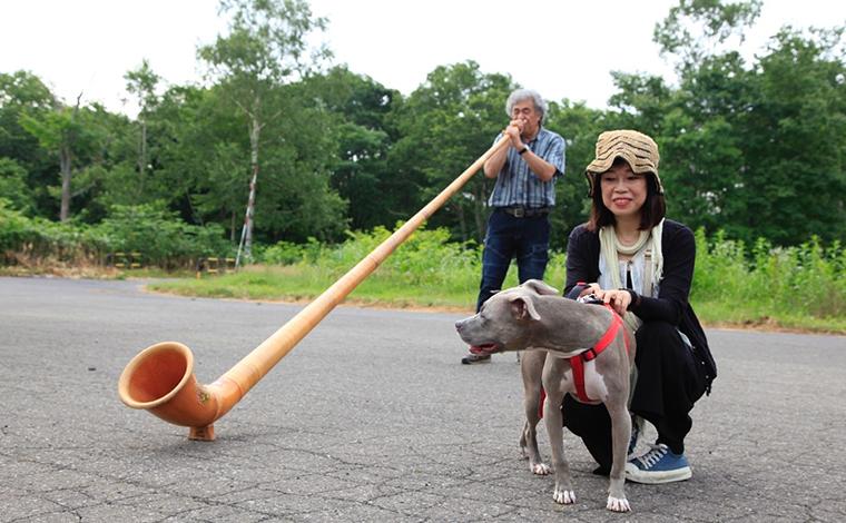 行ってきました、愛犬と一緒に夏の北海道ドライブ!18
