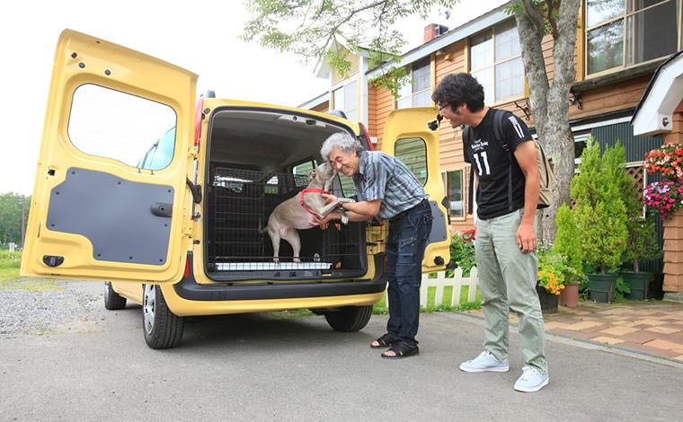 行ってきました、愛犬と一緒に夏の北海道ドライブ!20