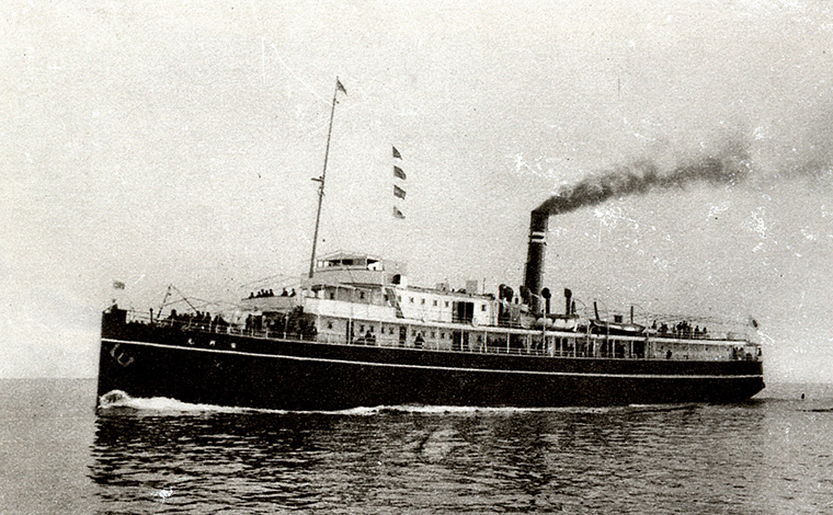 「海の女王」の登場で別府航路の人気沸騰1