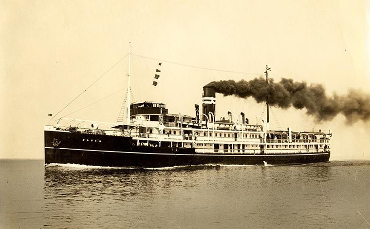 戦前の黄金時代を彩る「瀬戸内の快速船」1