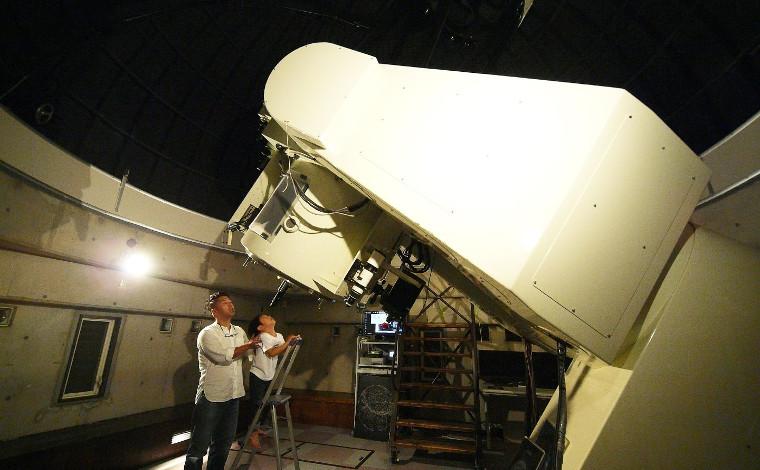 星空を楽しむ宿「南阿蘇ルナ天文台オーベルジュ森のアトリエ」に到着!5