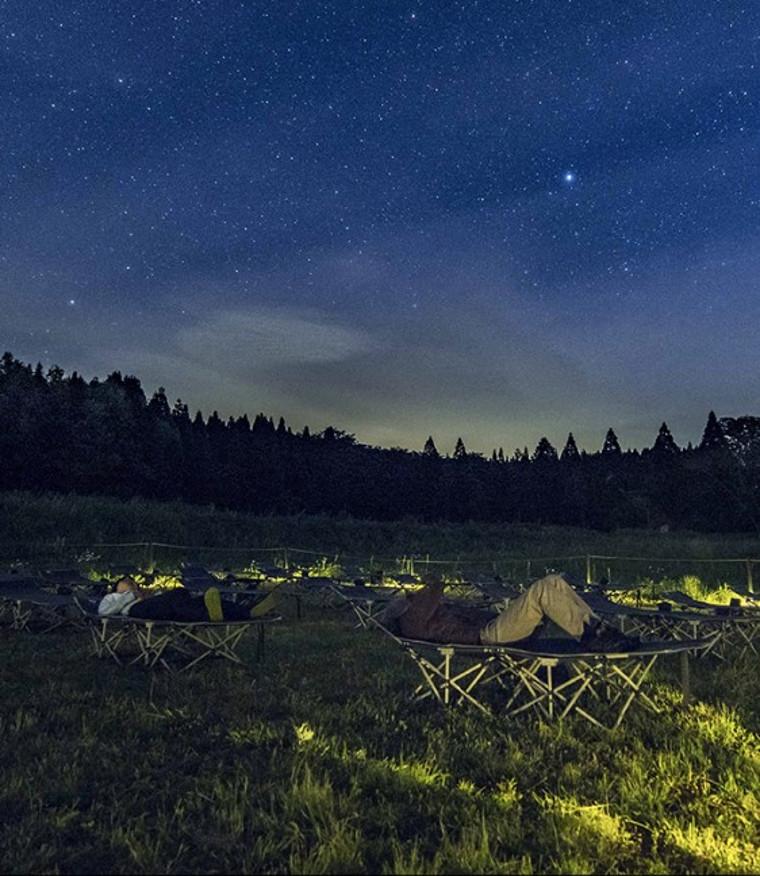 星空を楽しむ宿「南阿蘇ルナ天文台オーベルジュ森のアトリエ」に到着!7