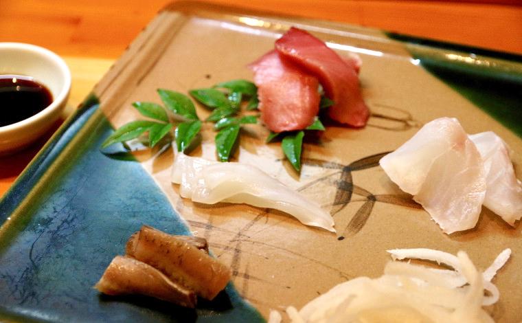 路地裏の老舗割烹で鹿児島家庭料理を味わう7