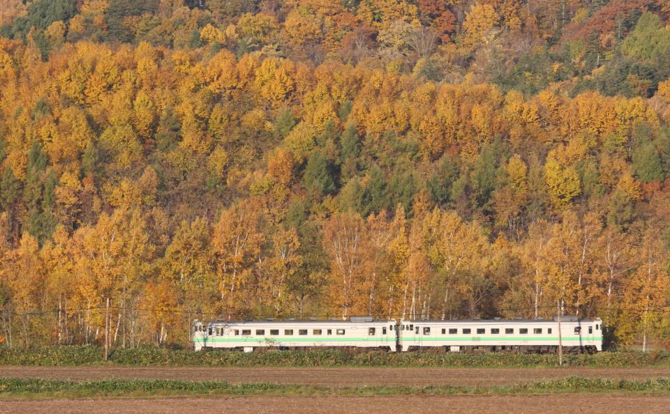 Vol.5 彩りの秋、美しき大地の鉄路