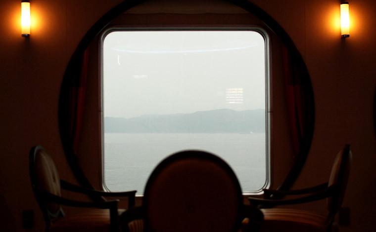 おすすめ理由4 大きな海、きれいな星空。船からの眺めは格別!1