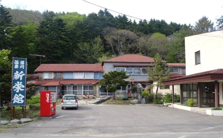 第3回 濁川温泉 新栄館(北海道・森町)5