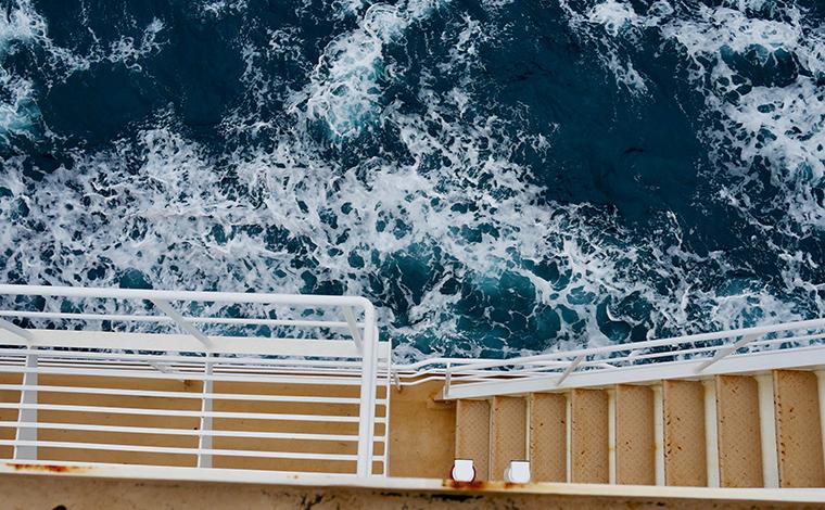 昼の海、夜の海、朝の海3