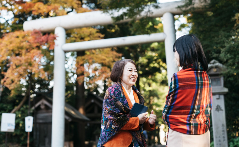 女子旅で巡る「神話の里・高千穂」開運ツアー3