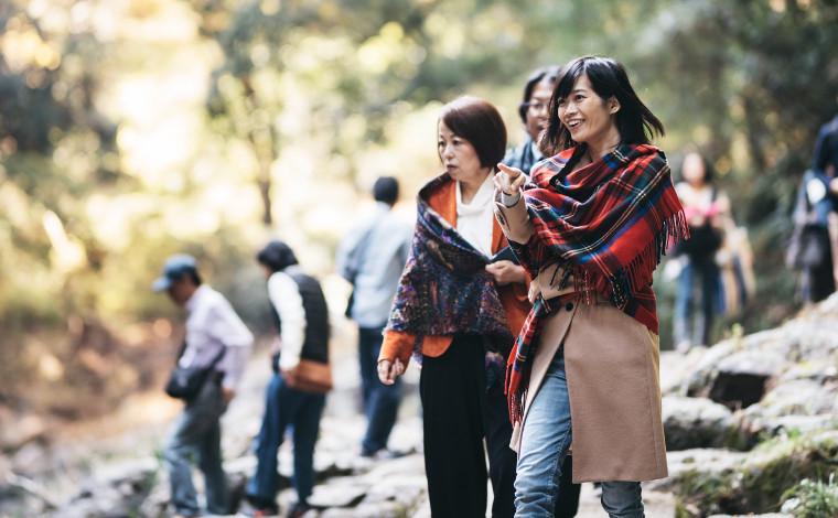 女子旅で巡る「神話の里・高千穂」開運ツアー11