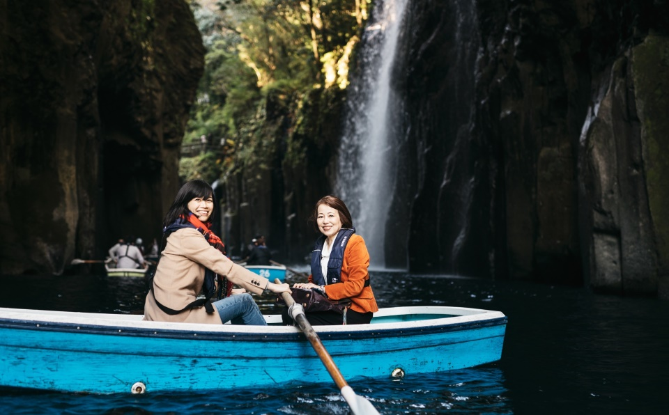 女子旅で巡る「神話の里・高千穂」開運ツアー 後編