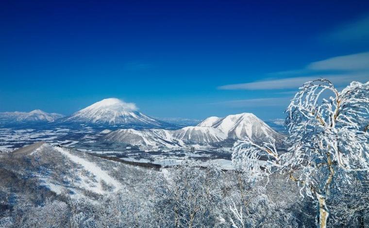 北海道最大級の高原リゾート内にある「ルスツリゾートスキー場」1