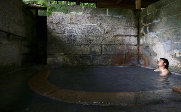 明治9年、西南戦争前に過ごした「栗野岳温泉」1