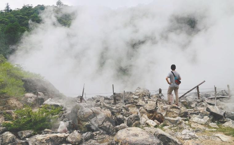 明治9年、西南戦争前に過ごした「栗野岳温泉」8