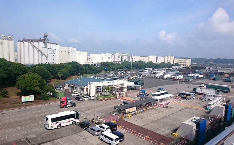 密貿易の基地だった志布志港1