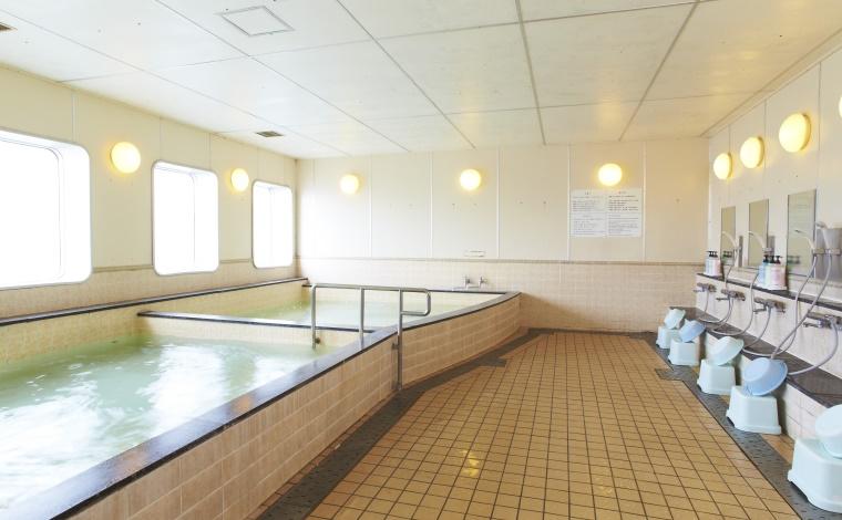 別府に行く前に、展望大浴場を満喫2