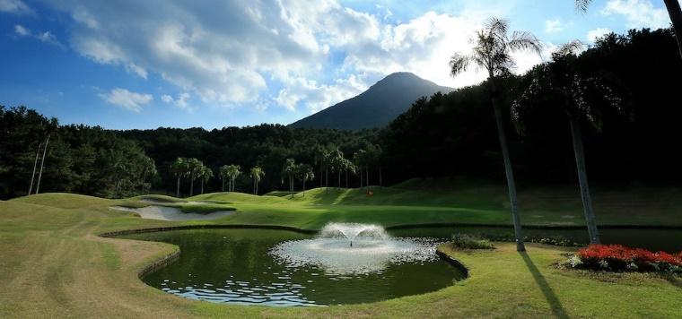 数々のトーナメント開催で知られる 「いぶすきゴルフクラブ」2