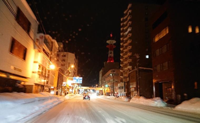 Day 4 ニセコから旭岳へ2