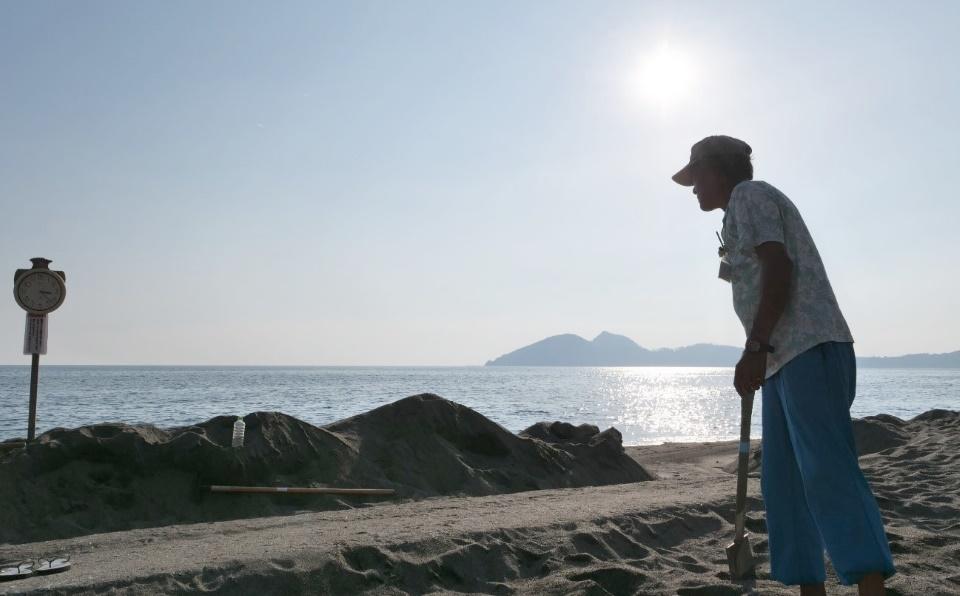 第6回 松永真理さんが案内する「指宿砂蒸し湯と鵜戸神宮」アイキャッチ