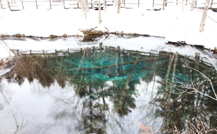神の子池(オホーツク管内清里町)1