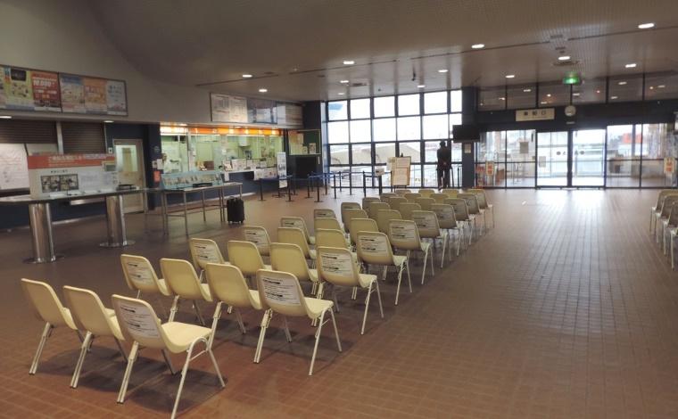 大阪南港かもめフェリーターミナル3