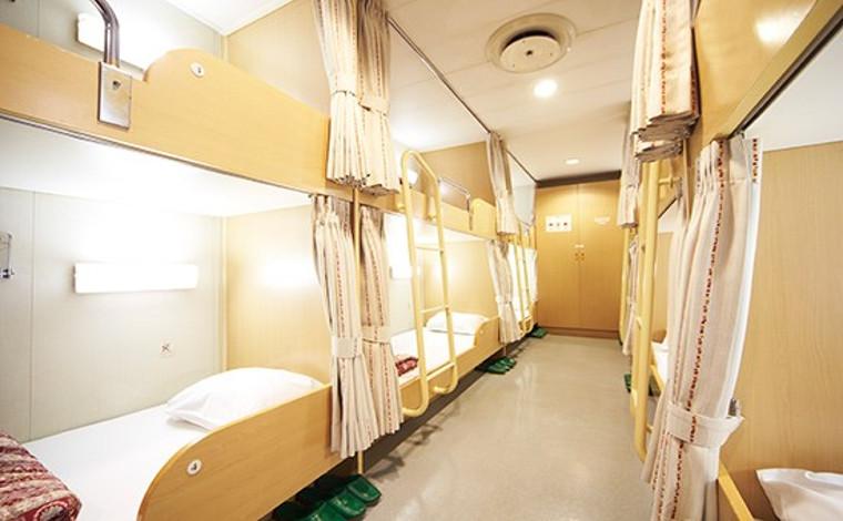 関西―九州の各航路には女子旅にうってつけの部屋も!4