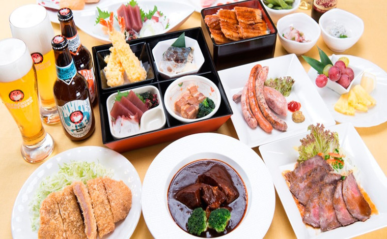 レストランで九州・北海道のご当地グルメを楽しもう!5