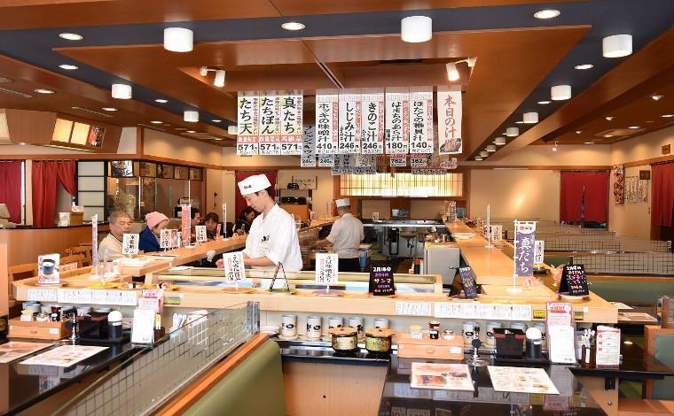 「回転寿し 和楽」札幌を代表する回転寿司店は本物にこだわる2