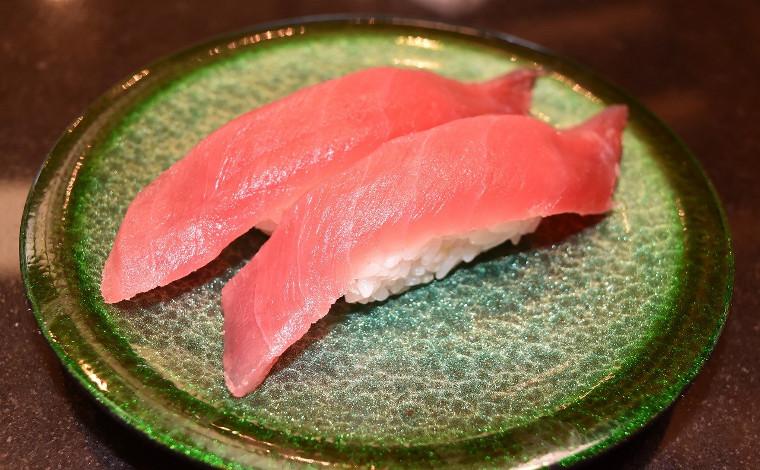 「回転寿司 なごやか亭」 こぼれいくらが有名な釧路生まれのお店6