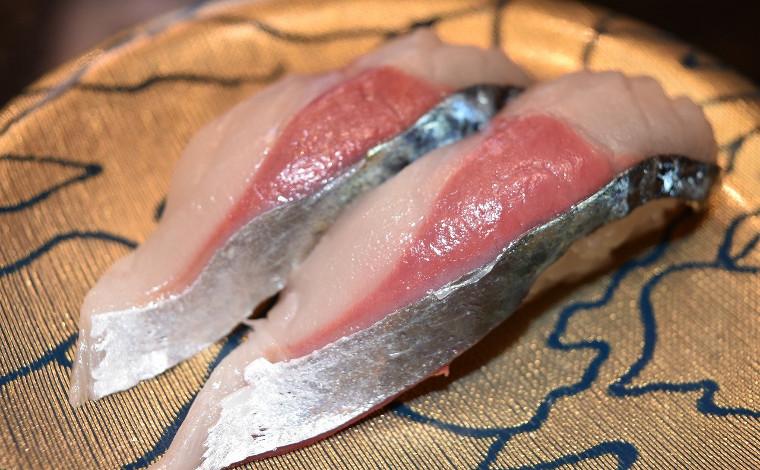 「回転寿司 なごやか亭」 こぼれいくらが有名な釧路生まれのお店9