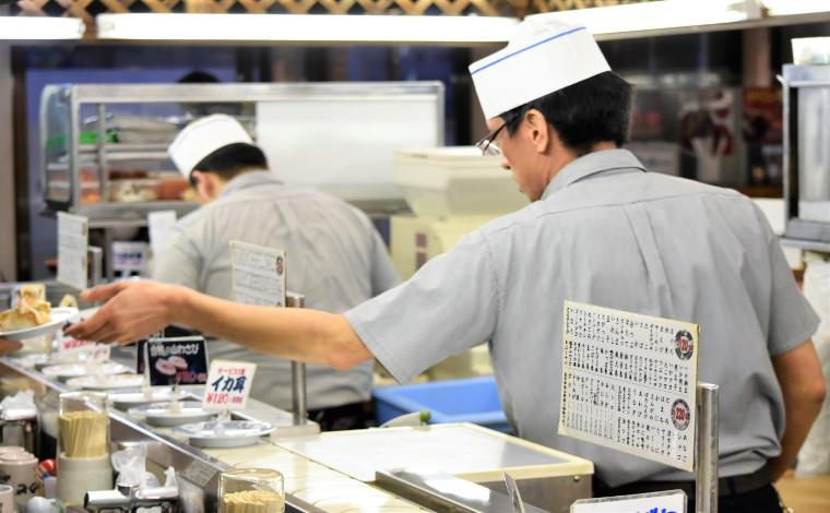 「回転寿司くっちゃうぞ」 地元で愛されて約30年の老舗3