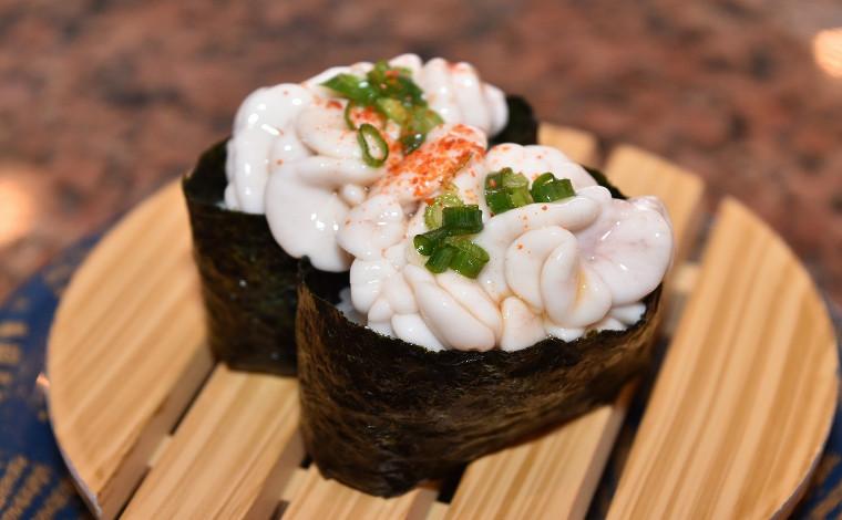 「回転寿司 根室花まる」 ネタも店内も根室の味にこだわる!7