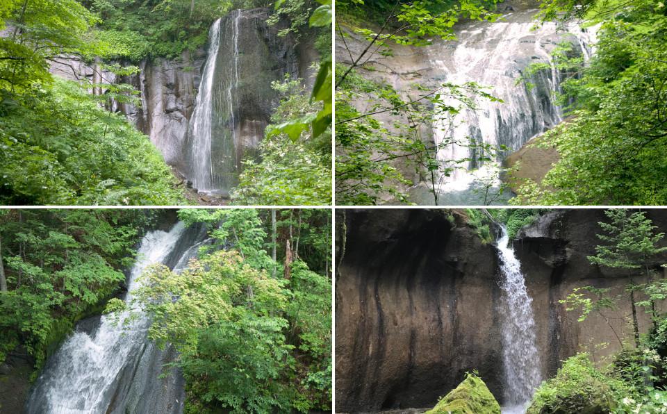 ちょっと寄り道して癒されよう。札幌~苫小牧間にある「滝めぐり」