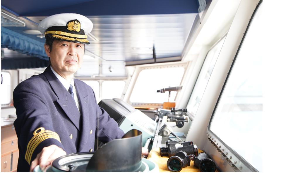 南航路からやってきた新船長 少年の憧れからはじまった海に懸ける想い
